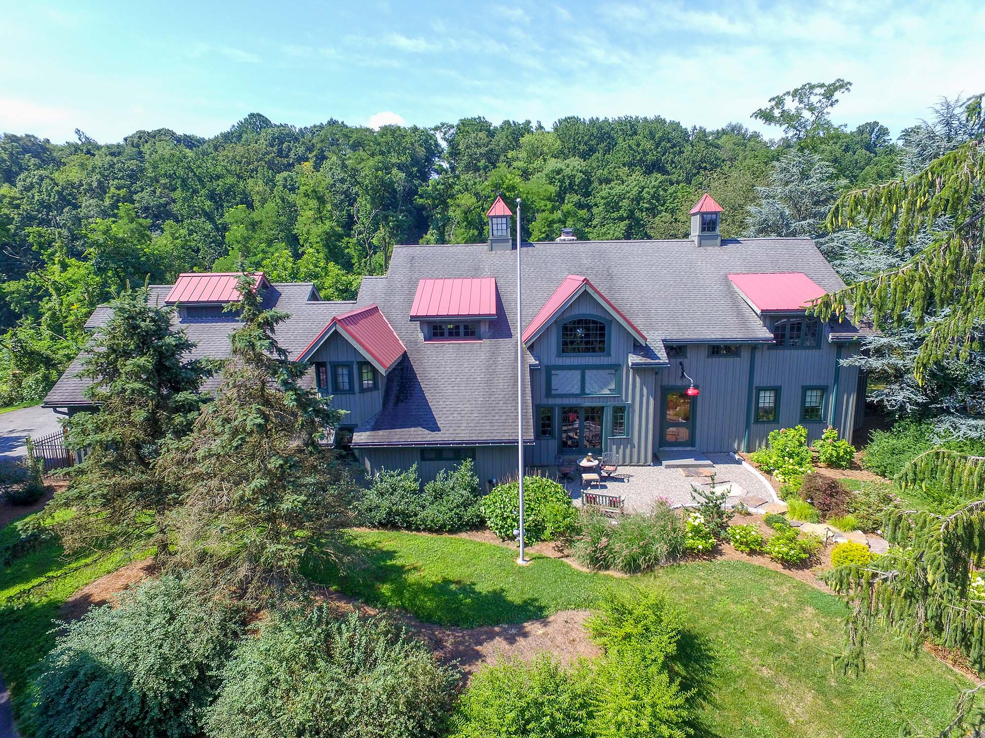 Maison unifamiliale pour l Vente à 73 Willow Creek Wrightsville, Pennsylvanie 17368 États-Unis