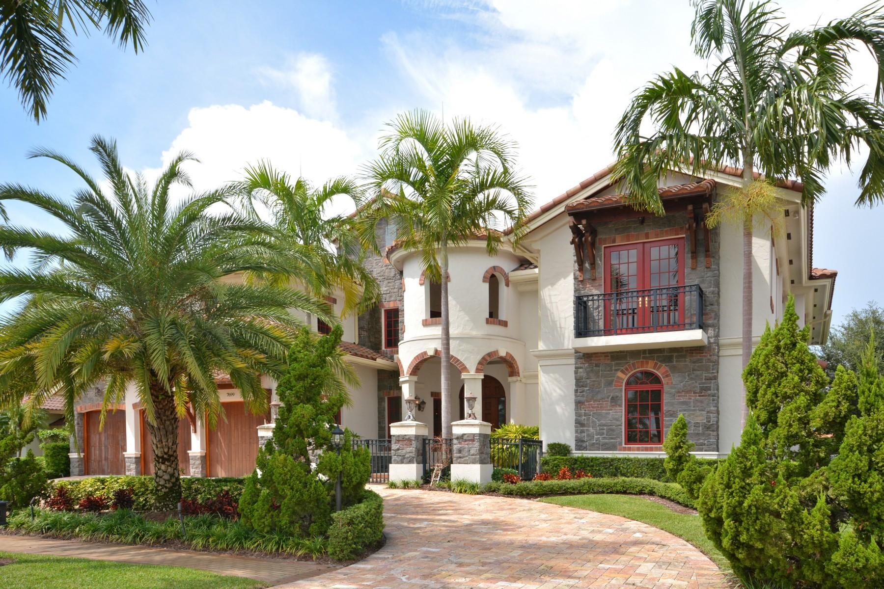 Vivienda unifamiliar por un Venta en 7699 Fenwick Pl , Boca Raton, FL 33496 7699 Fenwick Pl Boca Raton, Florida 33496 Estados Unidos