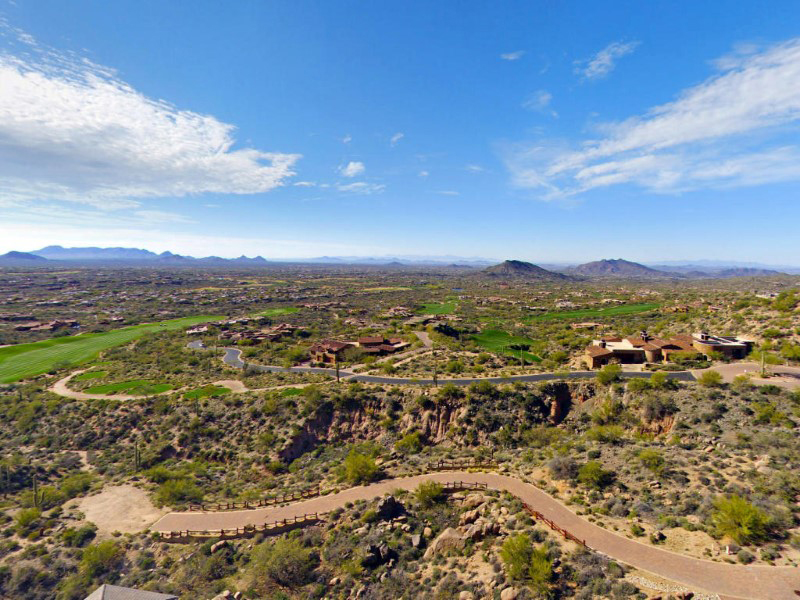 Land for Sale at Amazing Views on 3+ Acres in Desert Mountain 42489 N 105th Street #14 Scottsdale, Arizona 85262 United States