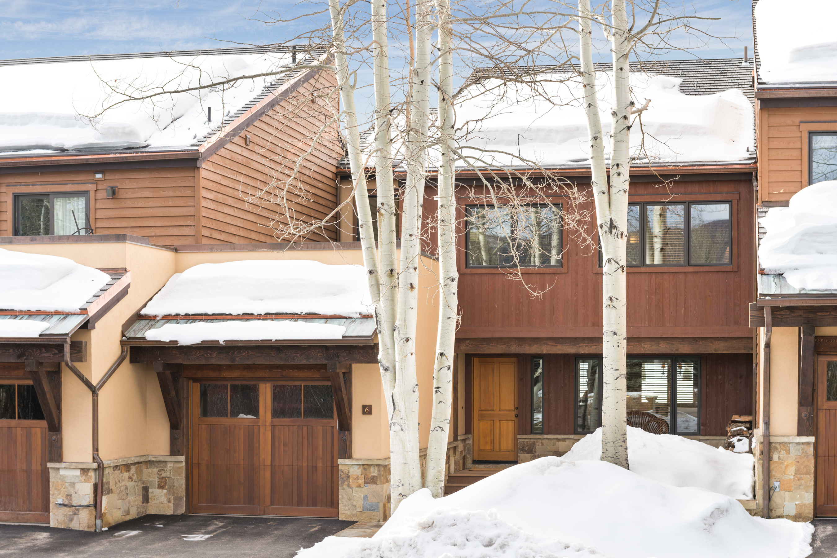 Maison de Ville pour l Vente à Country Club Townhome 366 Snowmass Club Circle Unit 6 Snowmass Village, Colorado, 81615 États-Unis