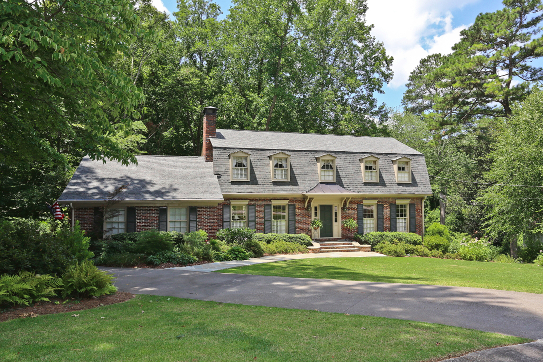 sales property at Close To Chastain Park On Quiet Street