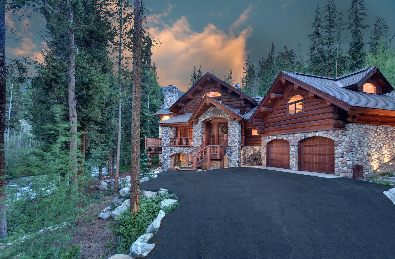 Maison unifamiliale pour l Vente à Beaver's Rest 75 Stoney Trail Keystone, Colorado, 80435 États-Unis