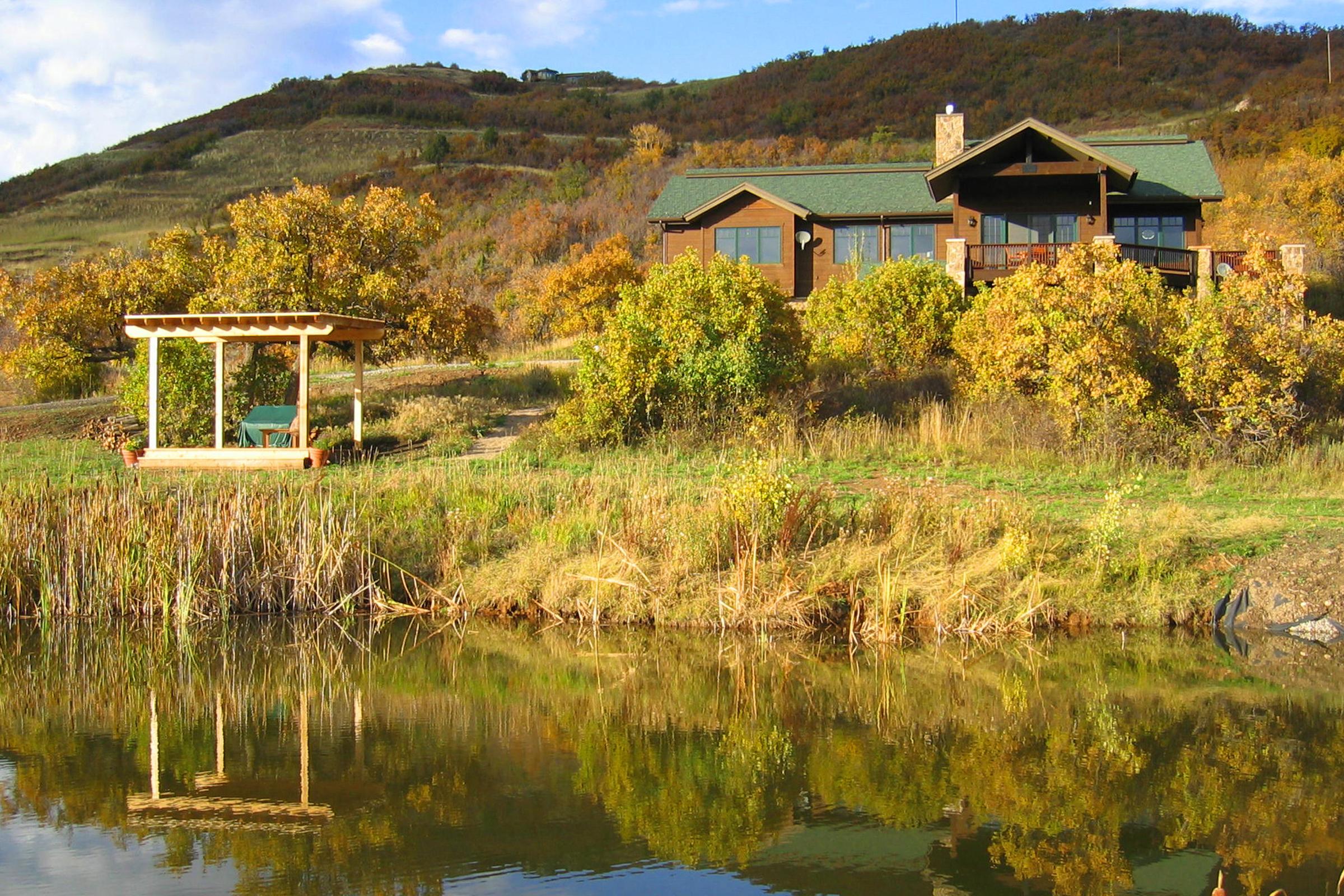 Maison unifamiliale pour l Vente à Game Trails Home on 37+ Acres 41155 Game Trails Court Steamboat Springs, Colorado, 80487 États-Unis