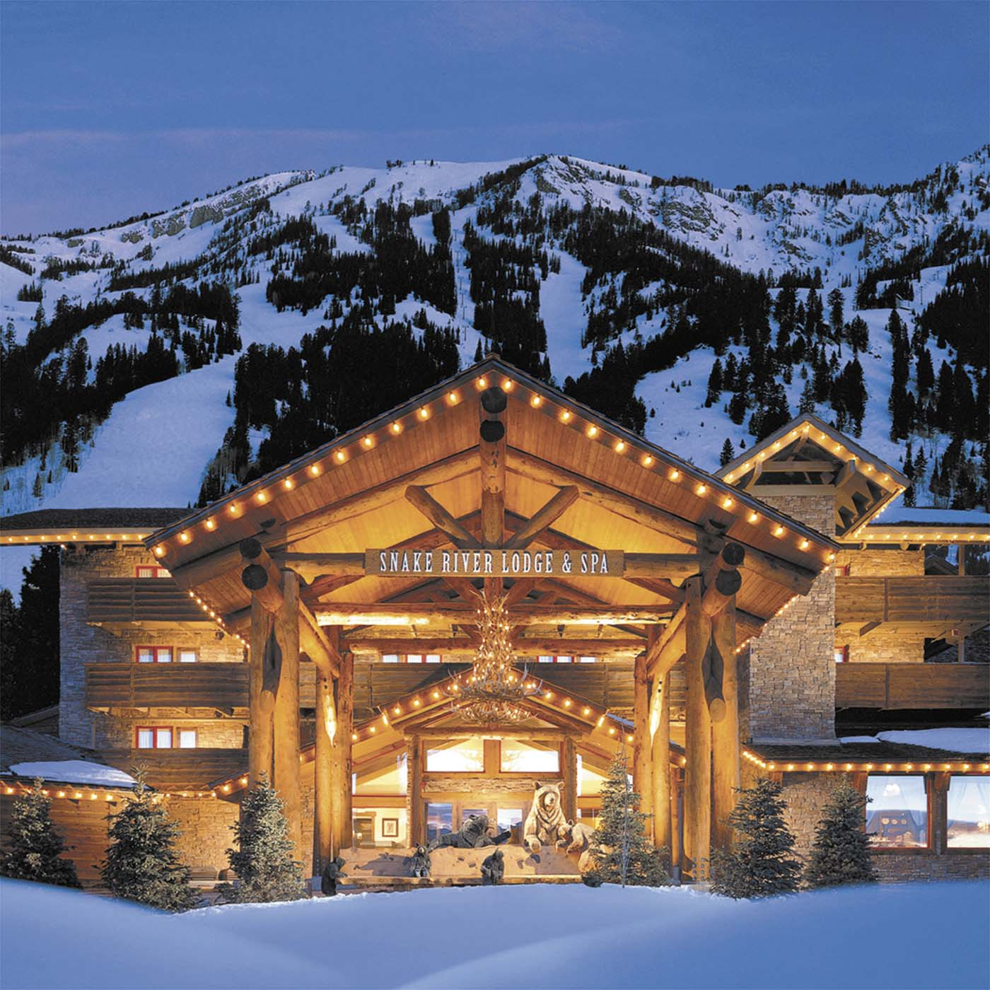 Appartement en copropriété pour l Vente à Luxury Condo Skiin-out 7710 GRANITE RIDGE RD Teton Village, Wyoming, 83025 États-Unis