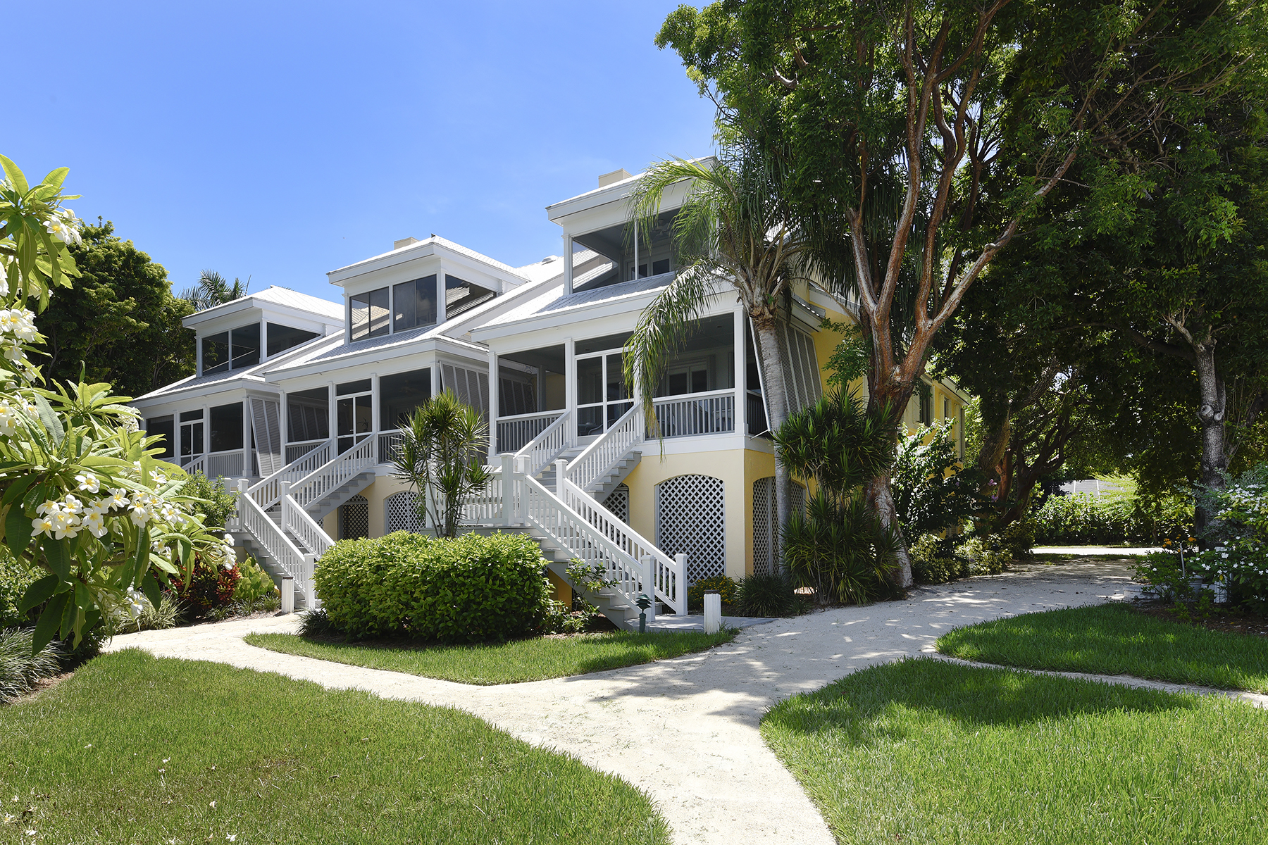 타운하우스 용 매매 에 Exclusive Tarpon Flats 81250 Overseas Highway Unit #7 Islamorada, 플로리다 33036 미국