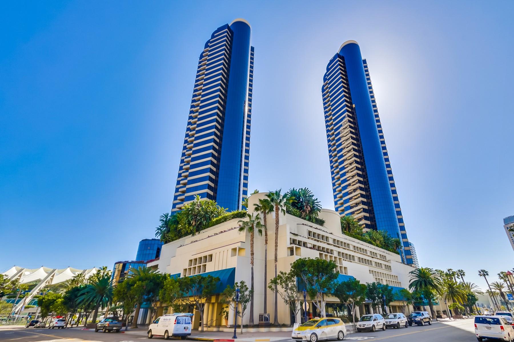 Condominio per Vendita alle ore Harbor Club 200 Harbor Drive 3901 Marina, San Diego, California, 92101 Stati Uniti
