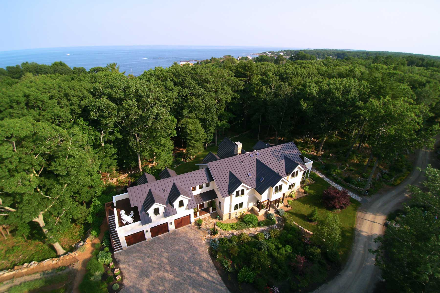 sales property at Incomparable Cape Neddick Residence
