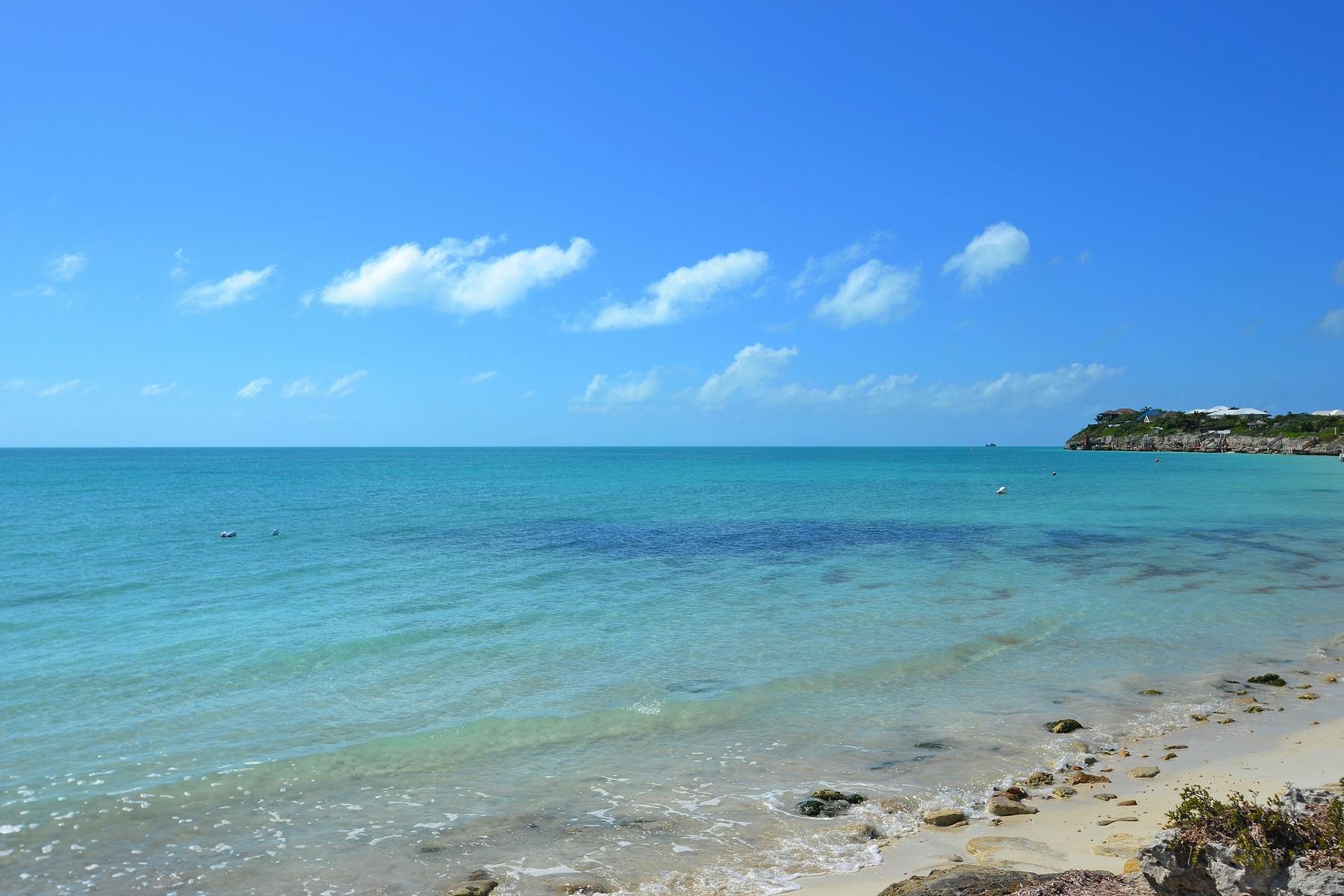 Terreno por un Venta en Vacant Land ~ Sapodilla Bay Sapodilla Bay, Providenciales TC Islas Turcas Y Caicos
