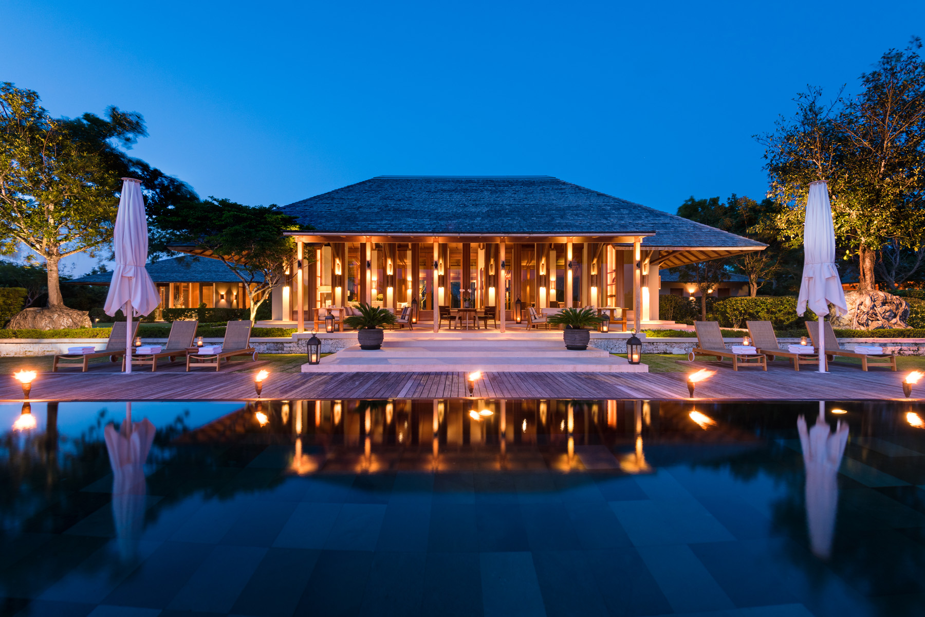 sales property at Amanyara Villa 8