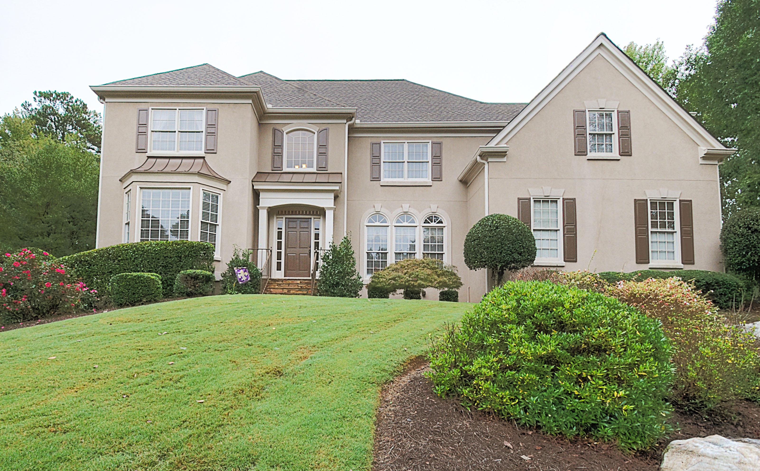 独户住宅 为 销售 在 Exceptional Opportunity in Oxford Mill 10175 Brier Mill Court Johns Creek, 乔治亚州 30022 美国