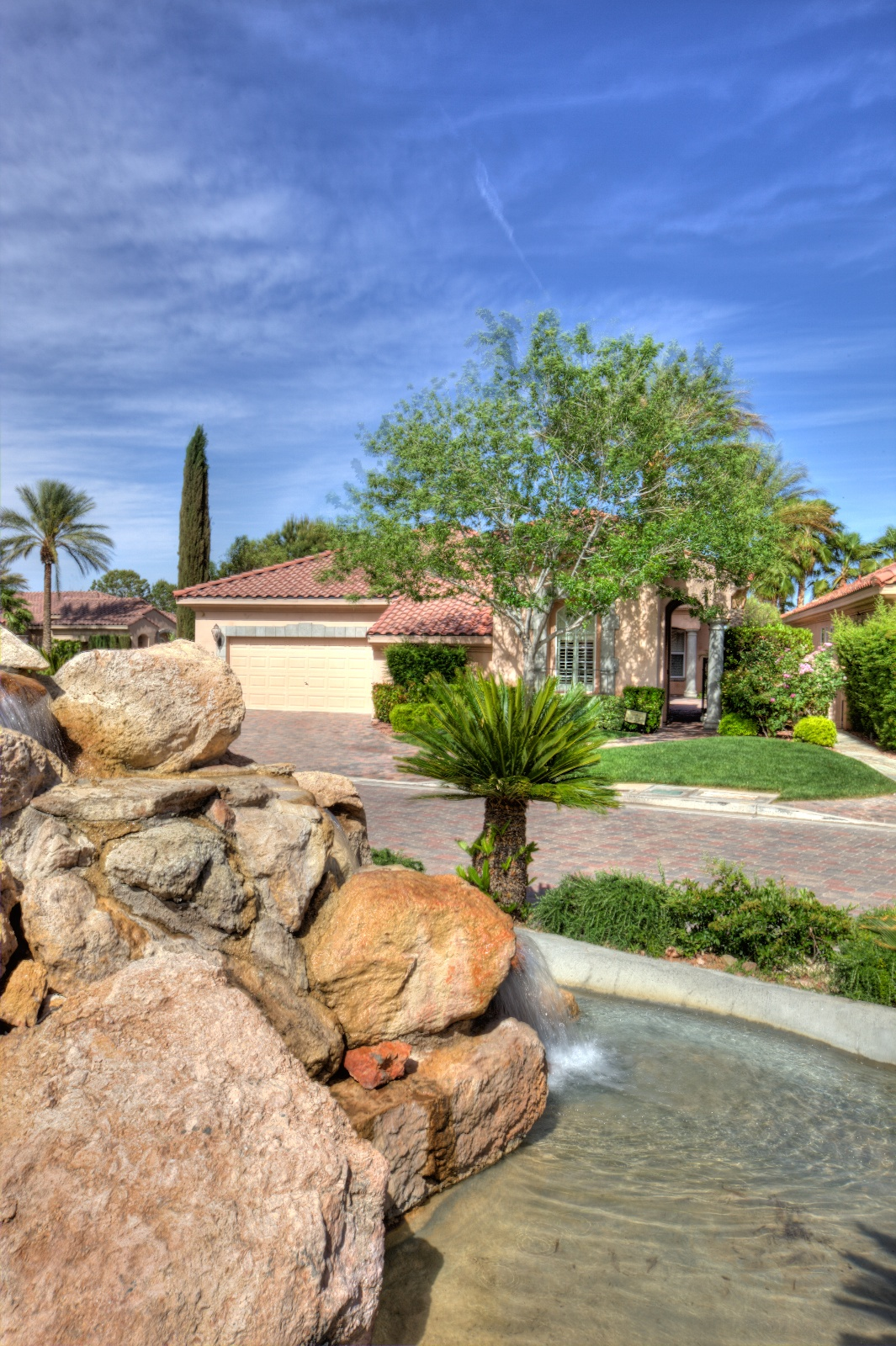 Single Family Home for Sale at 52 Via Paradiso Lake Las Vegas, Henderson, Nevada 89011 United States