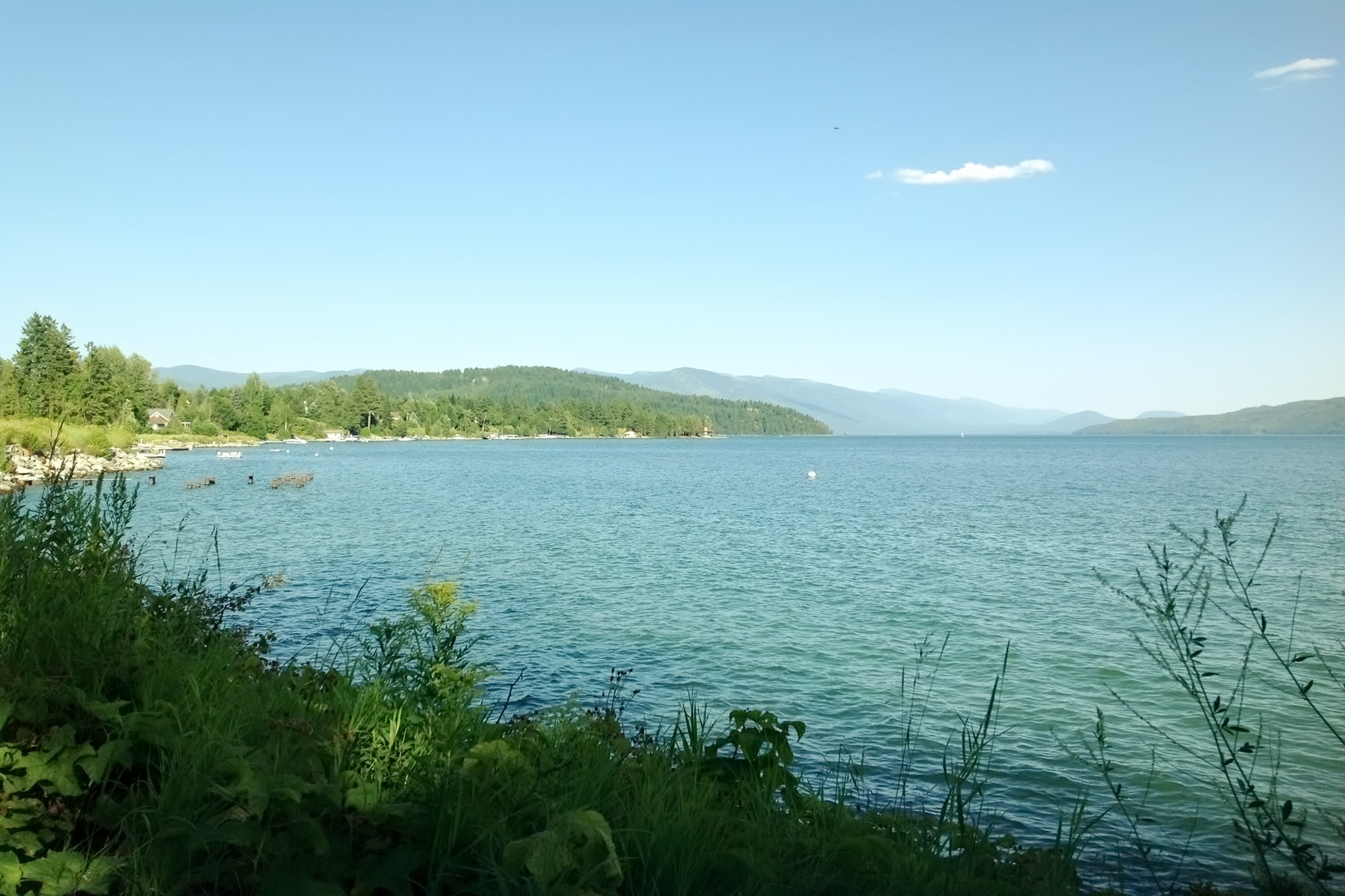 Land for Sale at Ponder Point Waterfront Building Lots NNA Ponder Point Drive Sandpoint, Idaho, 83864 United States