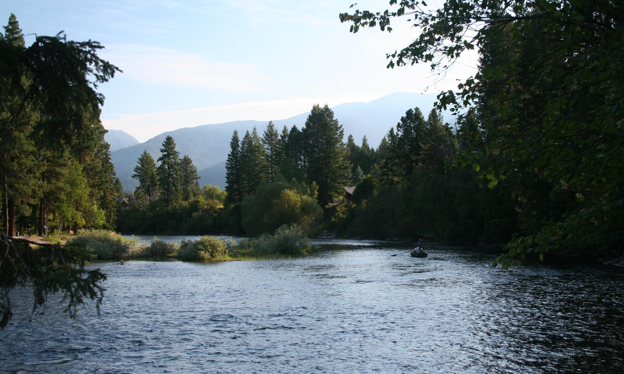 Land for Sale at Swan River Frontage 120 Cygent Way Bigfork, Montana 59911 United States