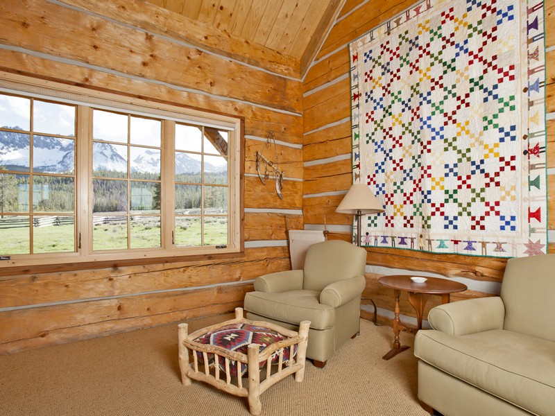 Additional photo for property listing at Goat Creek Ranch 250 Goat Creek Way Stanley, Idaho 83278 United States