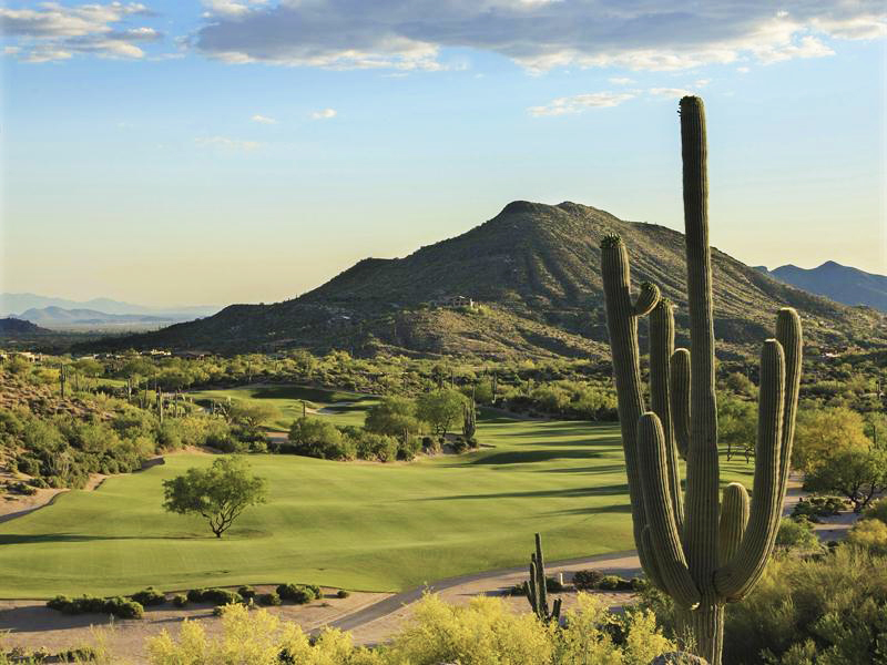 Property Of Spectacular Hilltop Homesite in Desert Mountain