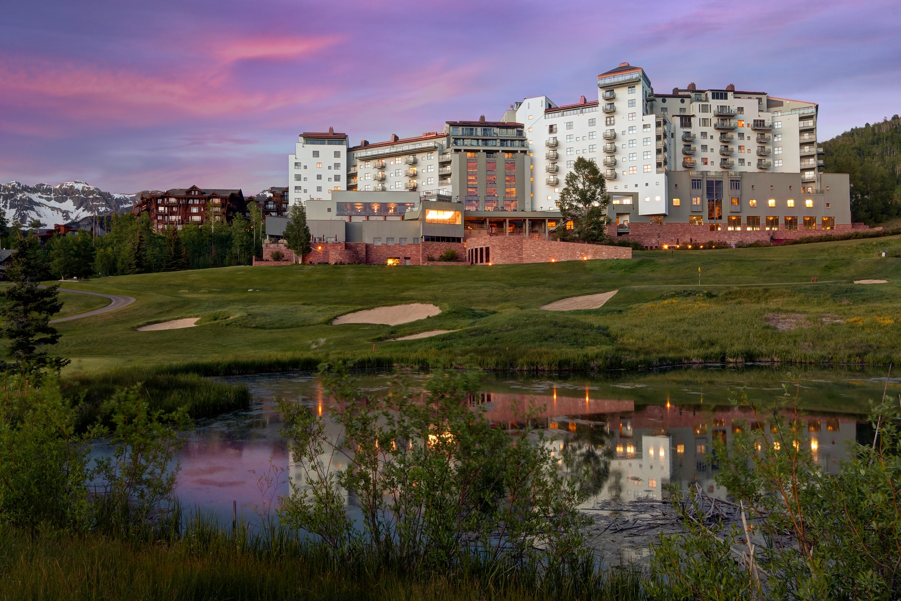 Condominium for Sale at The Peaks Resort and Spa, Unit 410 136 Country Club Drive, Unit 410 Telluride, Colorado, 81435 United States
