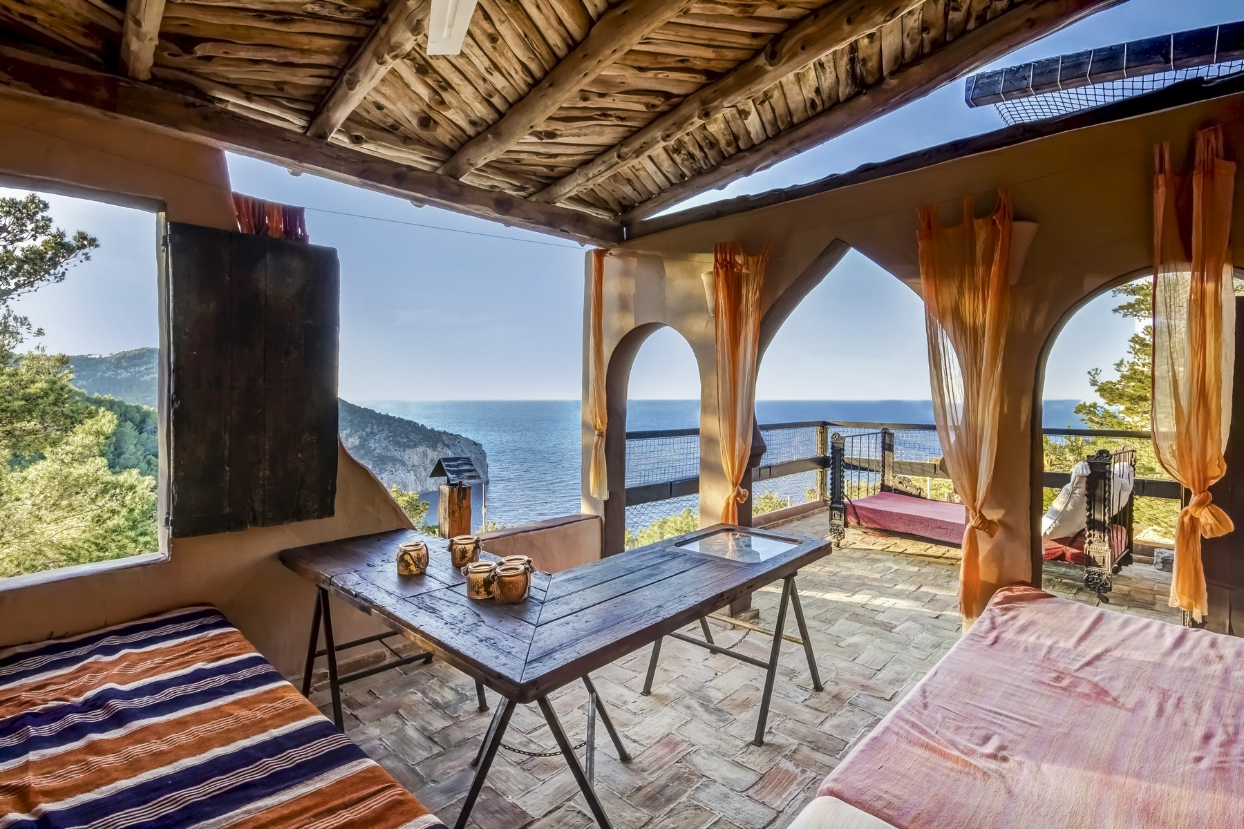 Property Of Two House Property With Extraordinary Sea Views