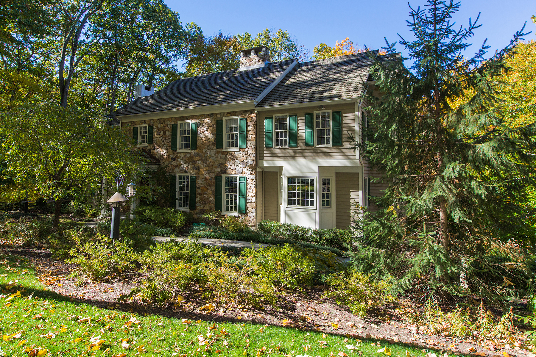 Single Family Home for Sale at Carversville, PA 6457 Old Carversville Rd Carversville, Pennsylvania, 18913 United States