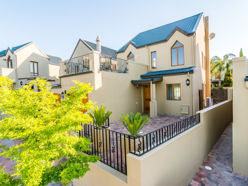 Single Family Home for Sale at Exceptional home on Devonvale Golf and Wine Estate Stellenbosch, Western Cape, 7600 South Africa