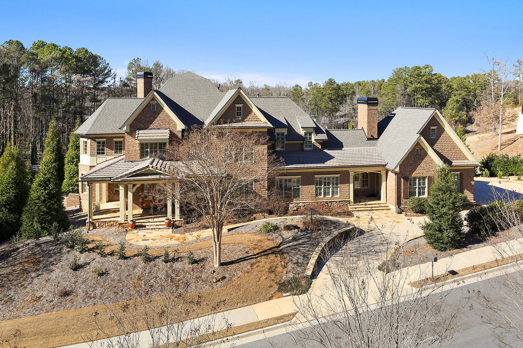 Single Family Home for Active at Stunning Home On Resort-Like Setting 5128 Pindos Pass Powder Springs, Georgia 30127 United States