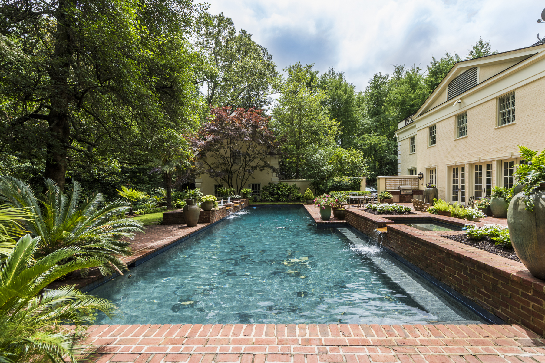 Property Of Gorgeous Gated Estate Property In Tuxedo Park