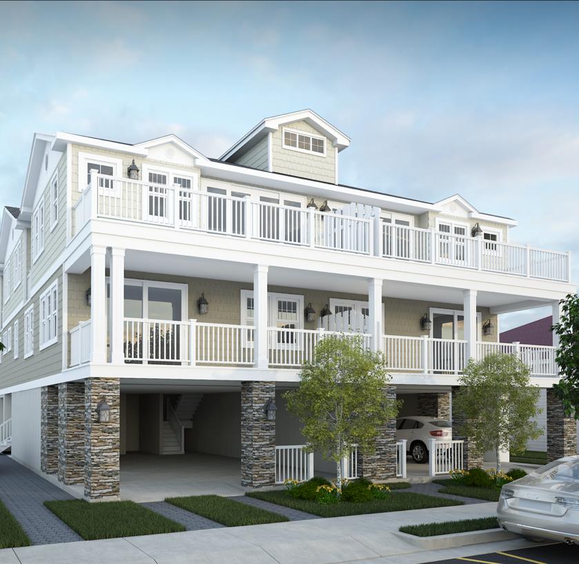 sales property at 114-116 N. Jefferson B