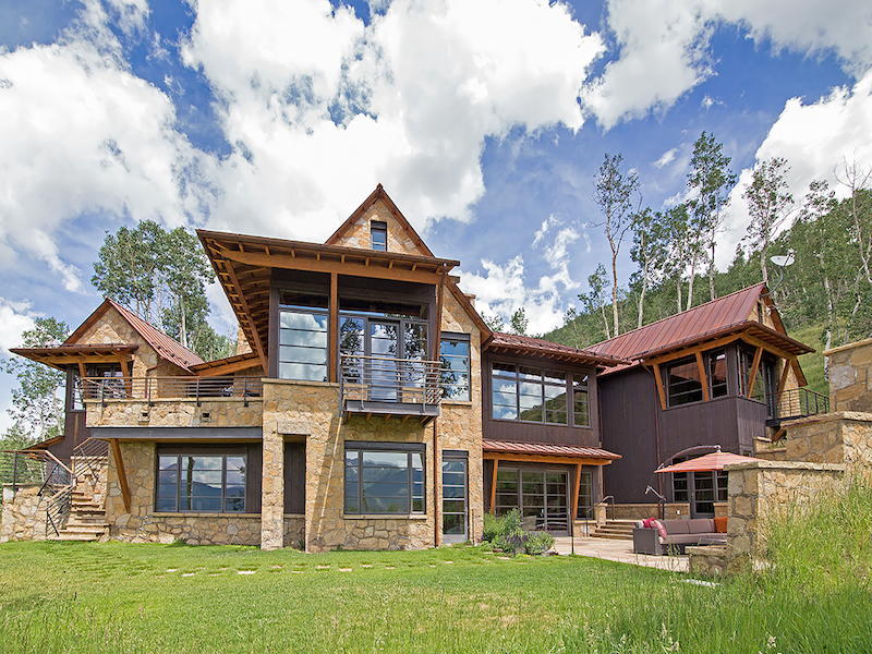 Single Family Home for Sale at 229 E. Serapio Drive Telluride, Colorado 81435 United States