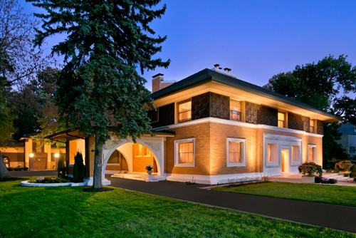 Single Family Home for Sale at Frank Lloyd Wright's Winslow House 515 Auvergne Place River Forest, Illinois 60305 United States