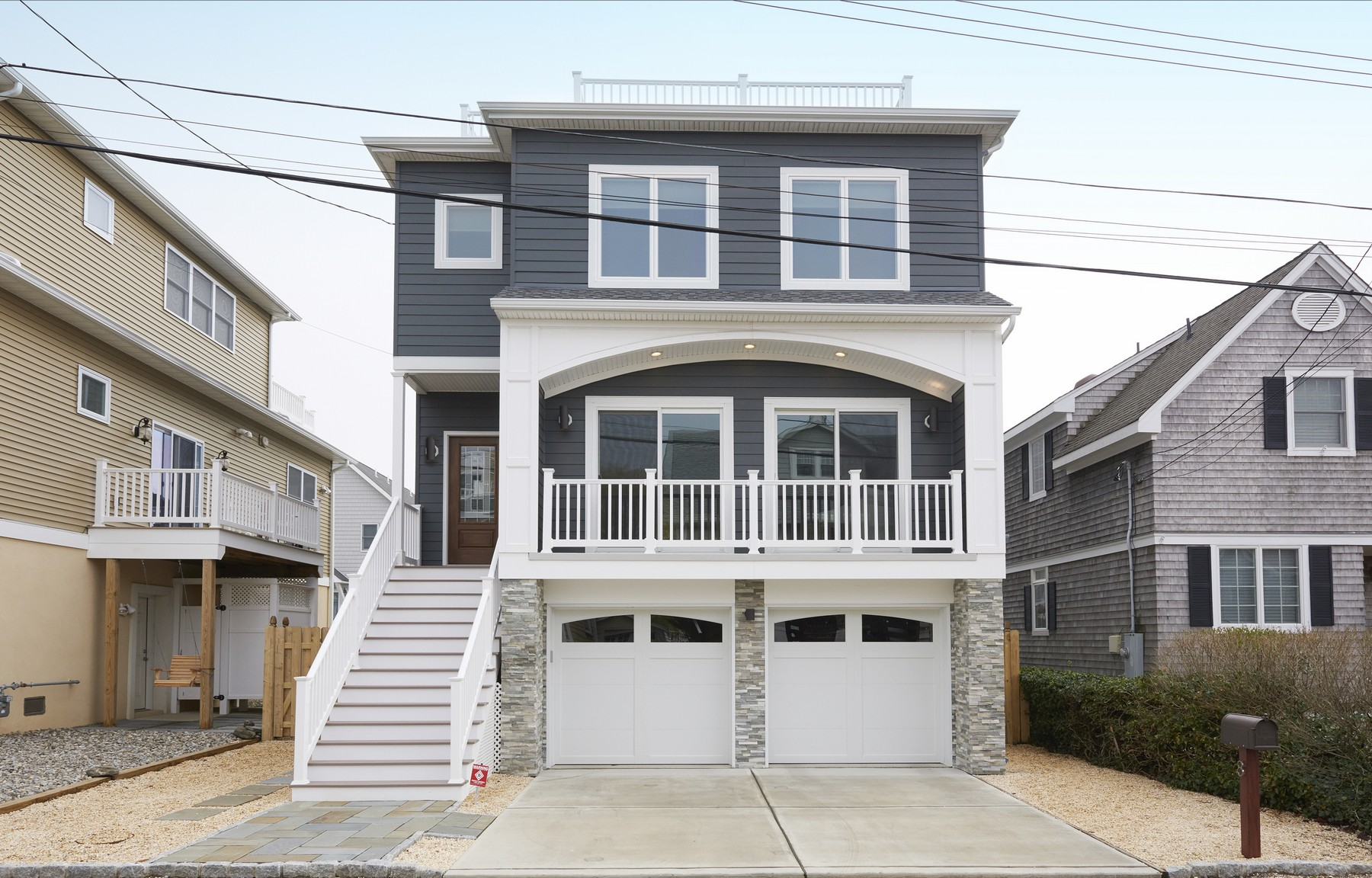 Single Family Home for Sale at Stunning Views 8 Shrewsbury Way Sea Bright, New Jersey 07760 United States
