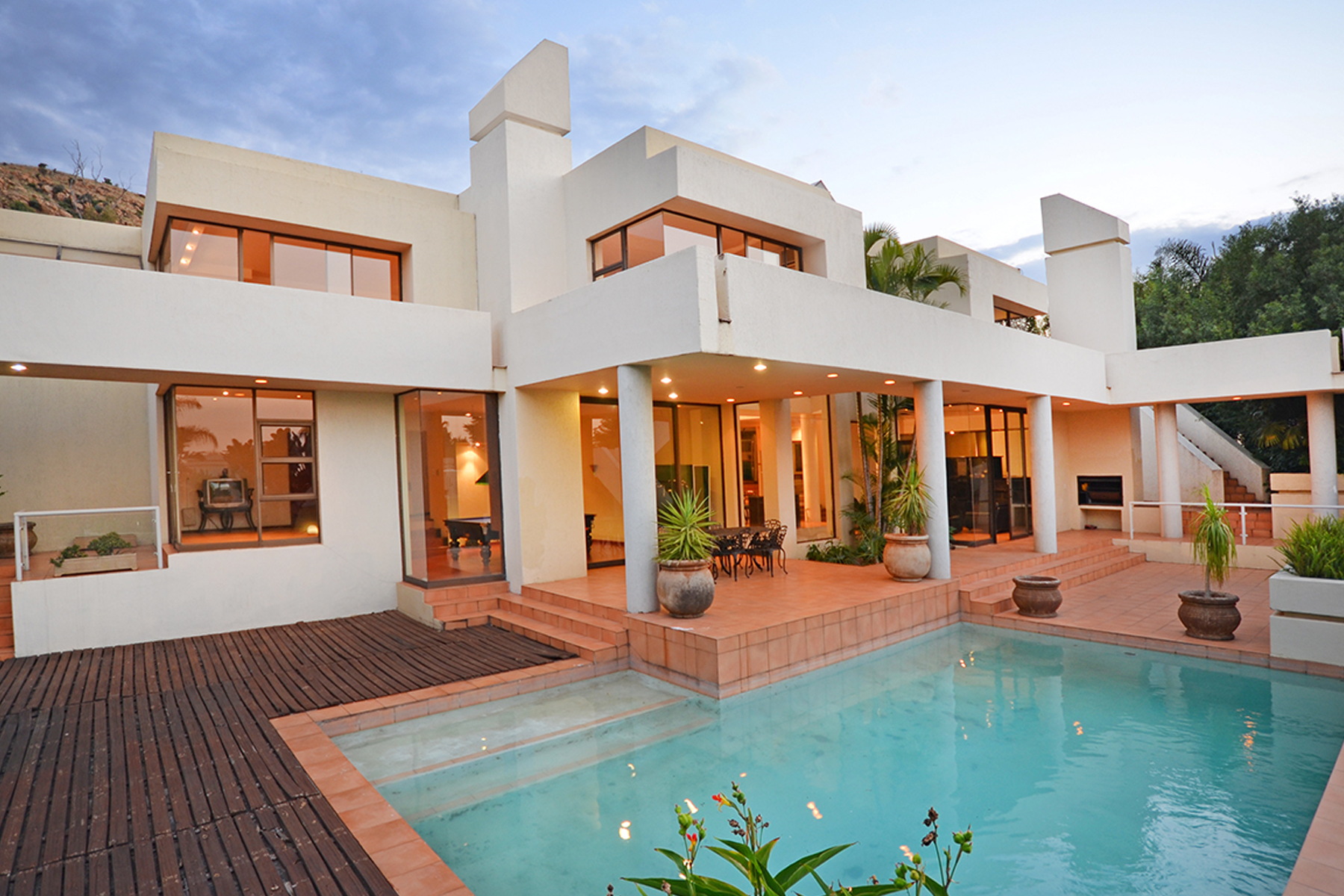 Single Family Home for Sale at Kloof Road Bedfordview Johannesburg, Gauteng, 2007 South Africa