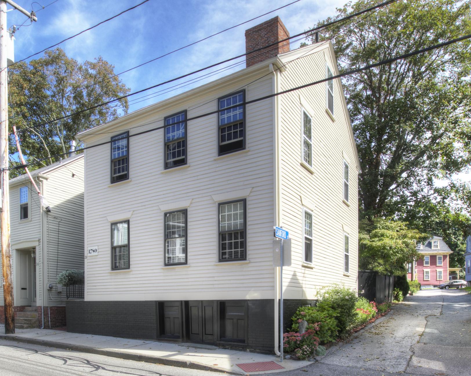 sales property at David Howland Braman House