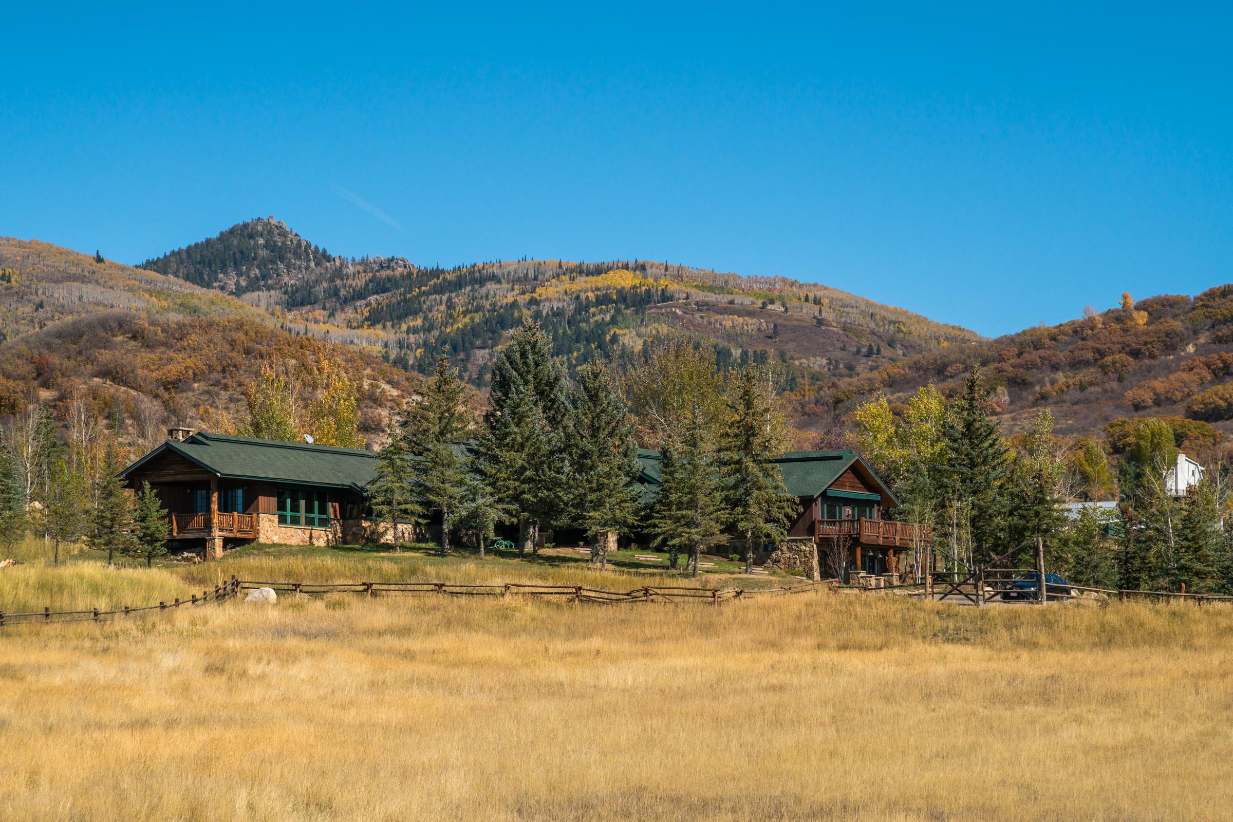 Einfamilienhaus für Verkauf beim Lazy O Ranch 43500 County Road 129 Steamboat Springs, Colorado, 80487 Vereinigte Staaten