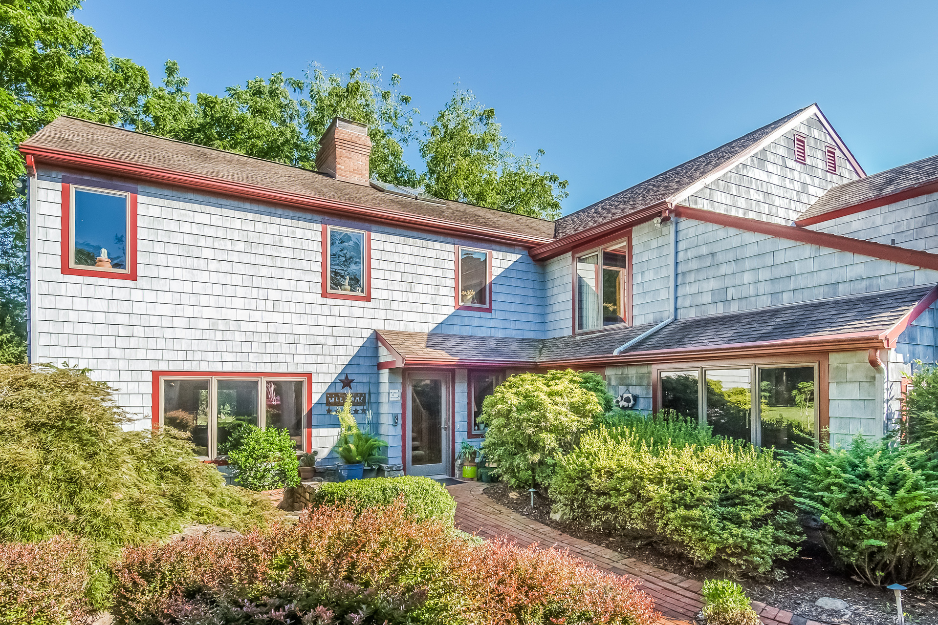 Property For Sale at A Glorious Converted Barn - Readington Township