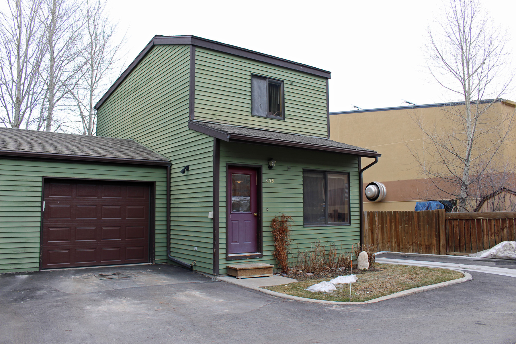 sales property at Townhome in the Heart of Jackson