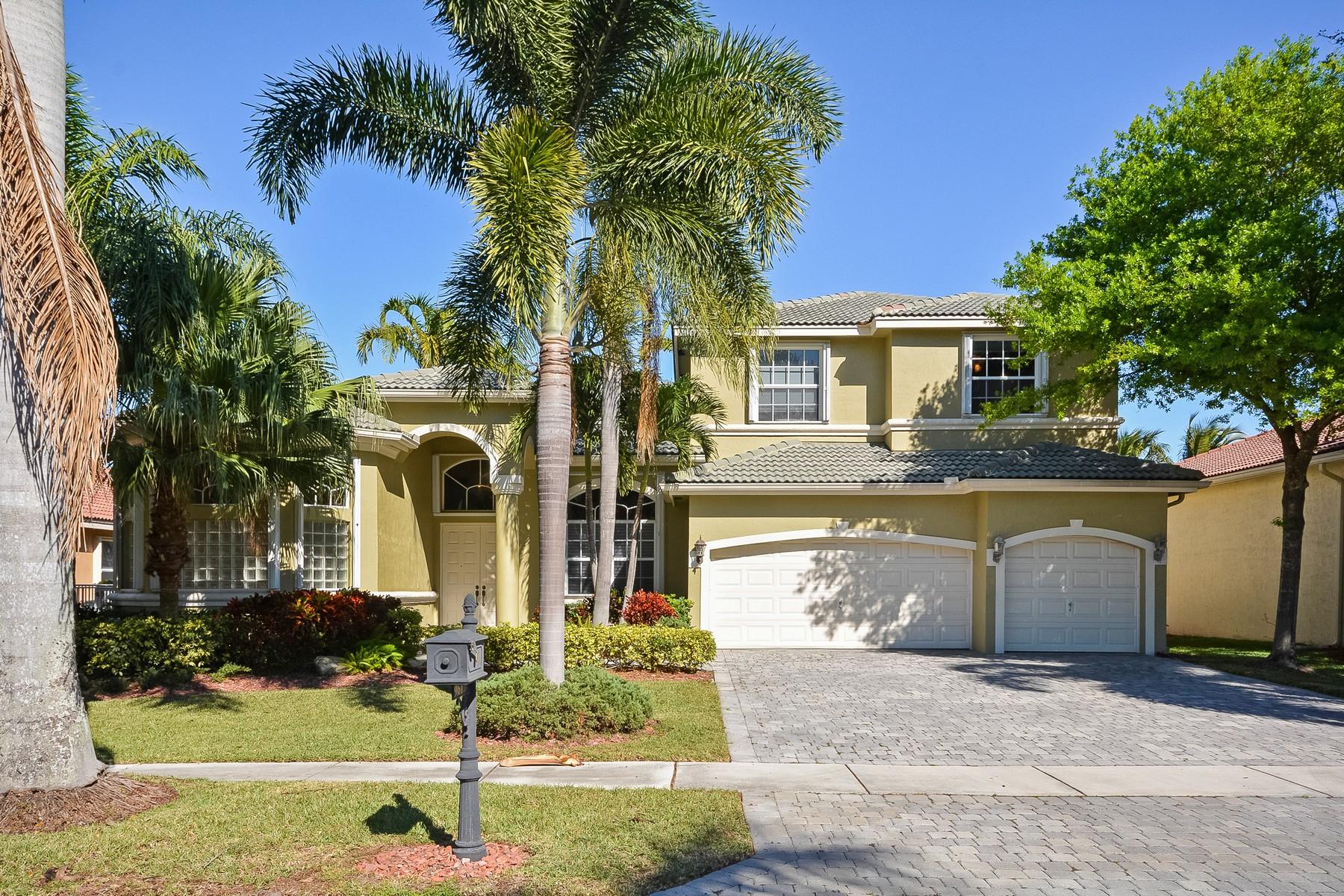 단독 가정 주택 용 매매 에 9617 Parkview Ave , Boca Raton, FL 33428 9617 Parkview Ave Boca Raton, 플로리다 33428 미국