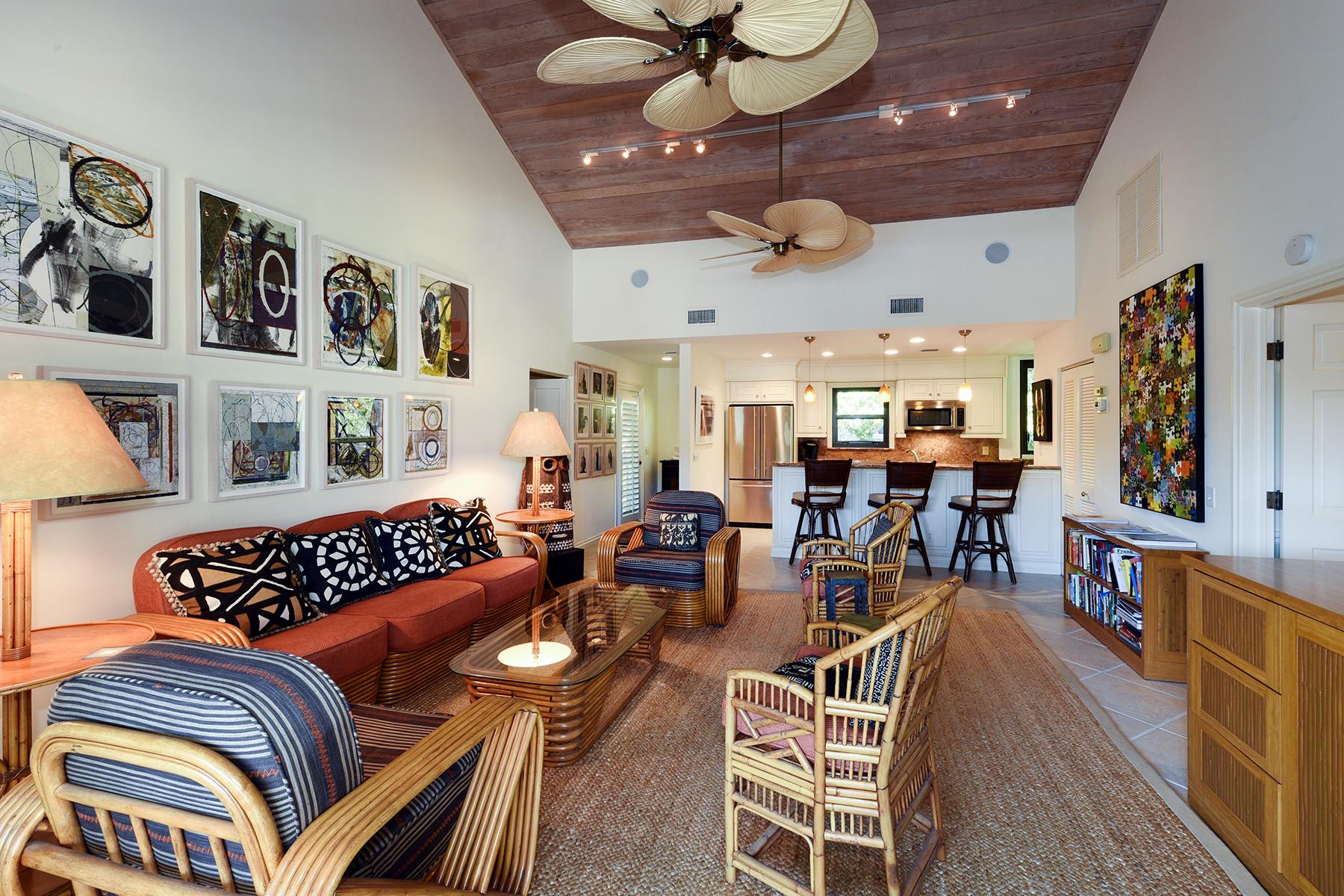 Casa para uma família para Venda às Key Largo Anglers Club - Beautifully Renovated Cottage 18 South Island Drive Key Largo, Florida, 33037 Estados Unidos