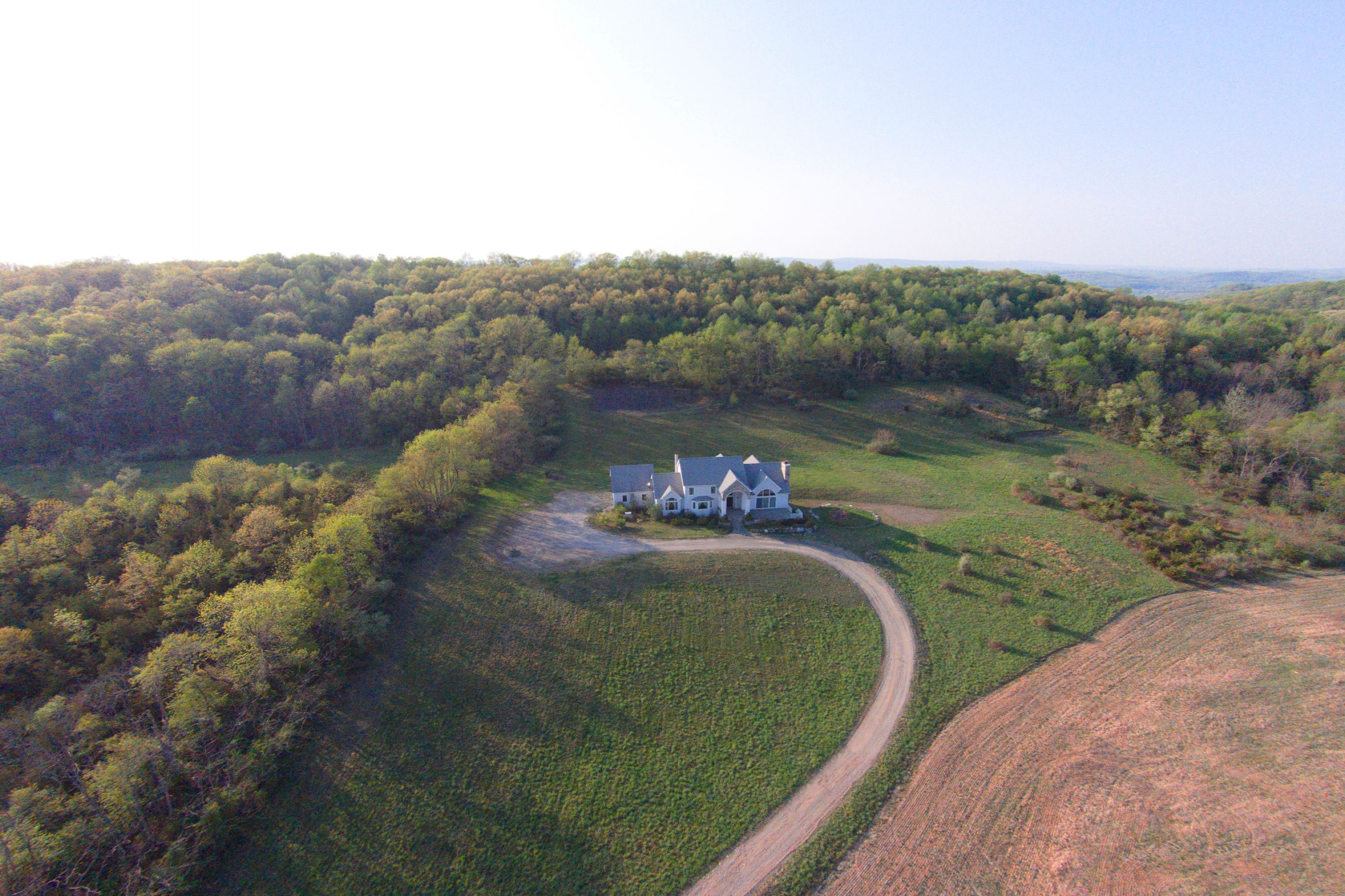 Single Family Home for Sale at Gorgeous Views 153 Beaver Run Rd. Lafayette, 07848 United States