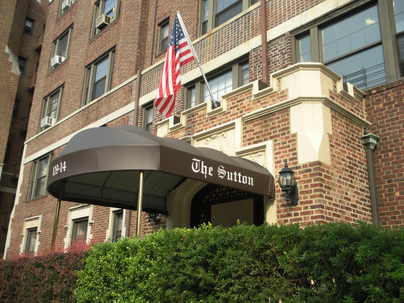 """Co-op for Sale at """"1 BEDROOM IN THE SUTTON HALL BUILDING"""" 109-14 Ascan Avenue Forest Hills, New York 11375 United States"""