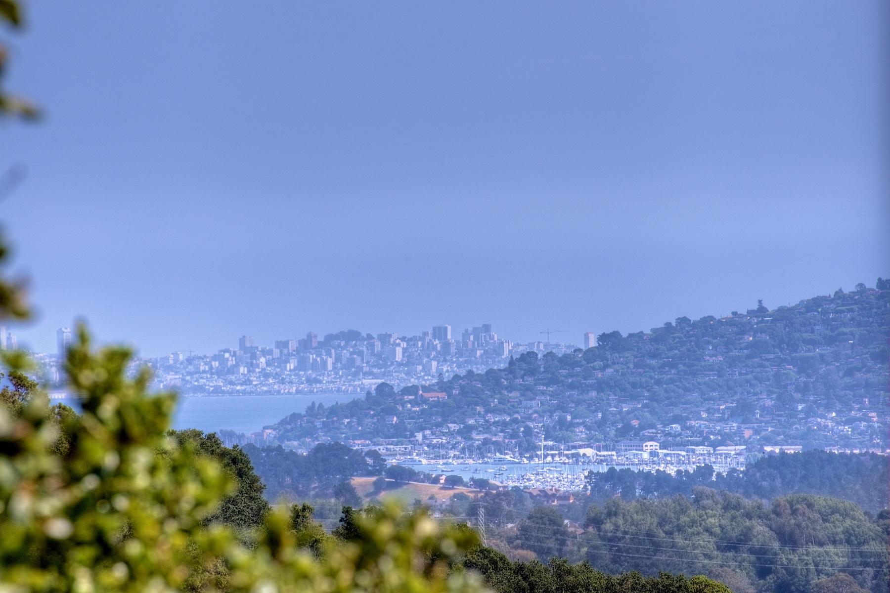 地產 為 出售 在 Stunning Opportunity to Build Your Dream Home! 50 Sandy Lane Mill Valley, 加利福尼亞州 94941 美國