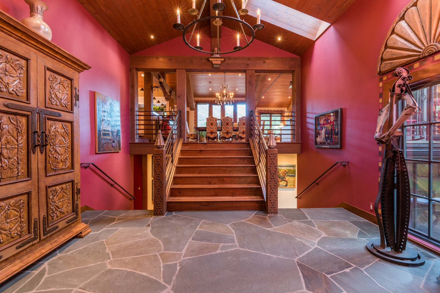 Additional photo for property listing at Private Setting in North Gimlet 309 Madison Ave Ketchum, Idaho 83340 Estados Unidos
