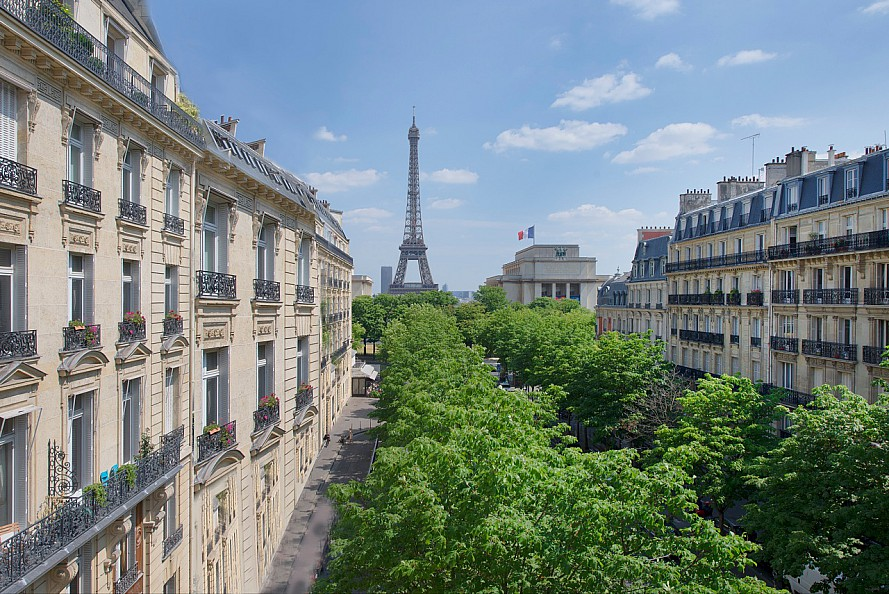 Property For Sale at View Eiffel tower - Trocadéro