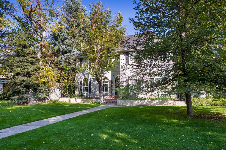 Einfamilienhaus für Verkauf beim Extraordinary location on picture-perfect block of Country Club 312 North High Street Denver, Colorado 80218 Vereinigte Staaten