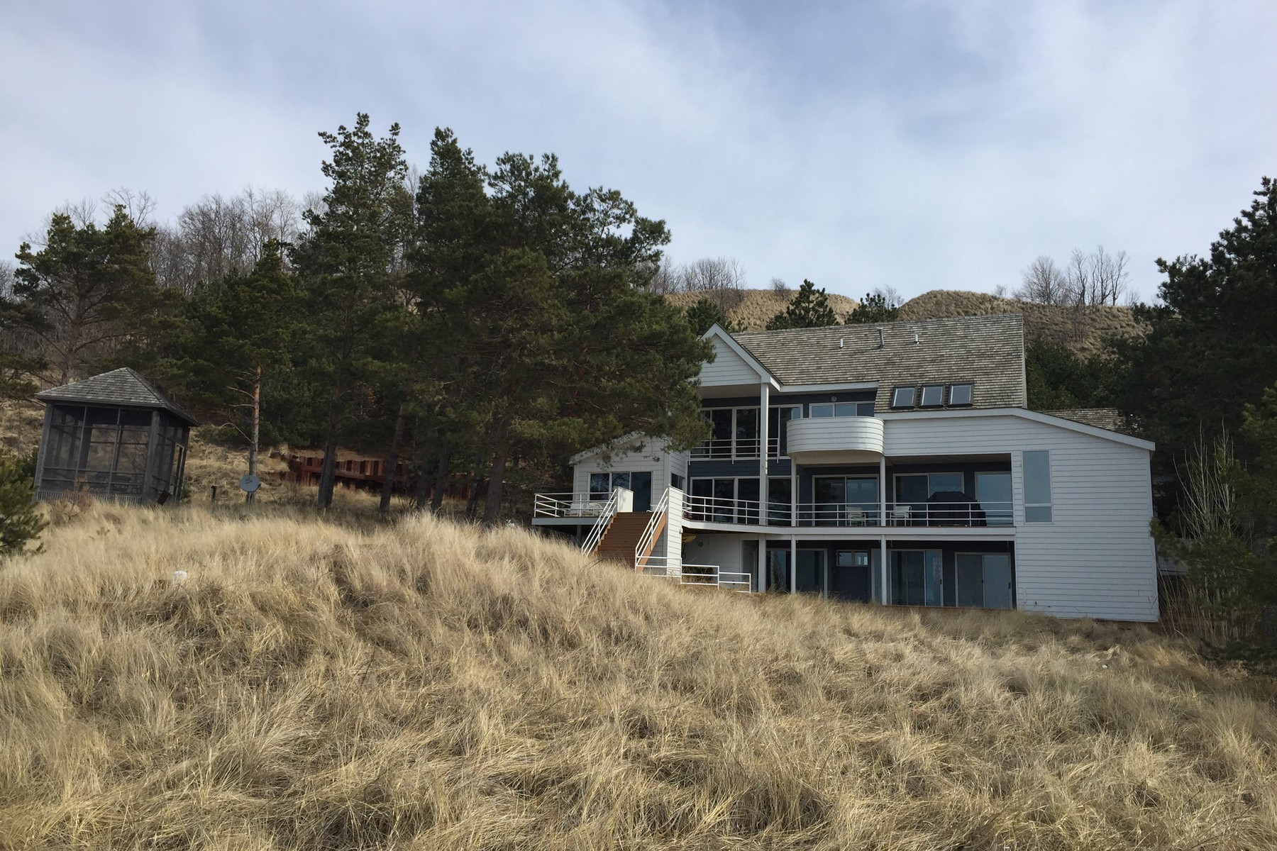 Vivienda unifamiliar por un Venta en Wilderness Dunes 40240 Wilderness Dunes Covert, Michigan, 49043 Estados Unidos