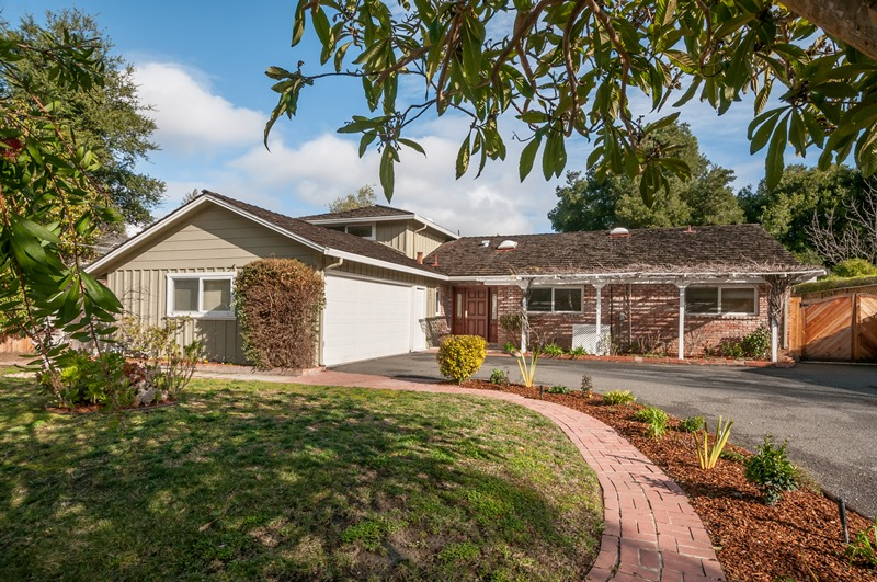 Property For Sale at 1095 Russell Avenue, Los Altos