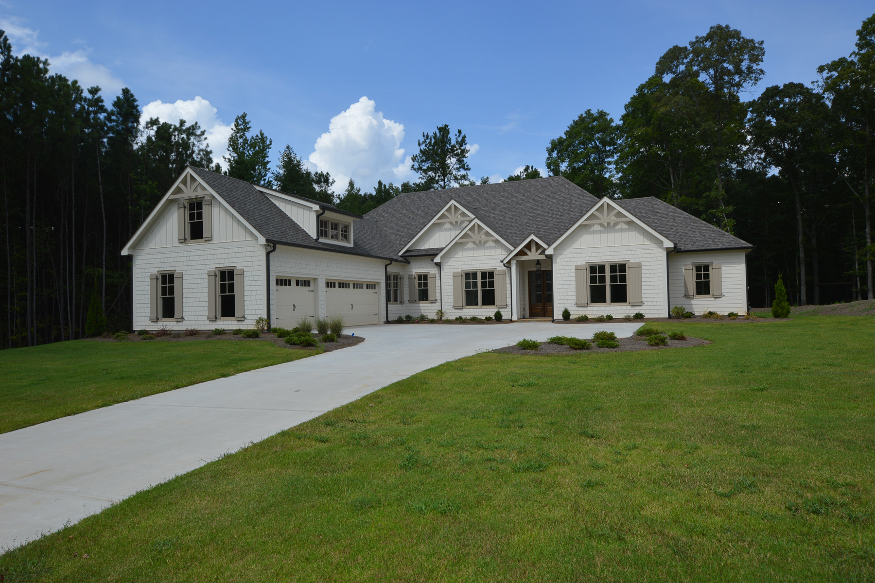 Property For Sale at Four Bedroom Ranch - New Construction