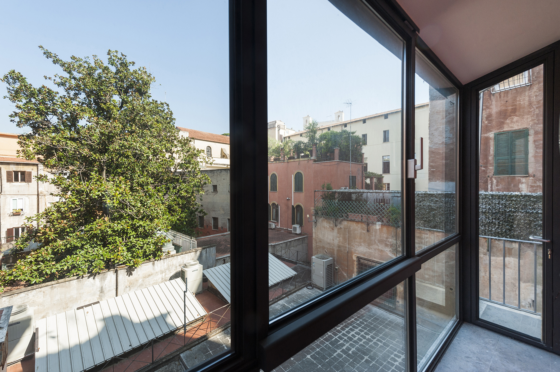 Property Of Magnificent apartment overlooking Piazza di Spagna
