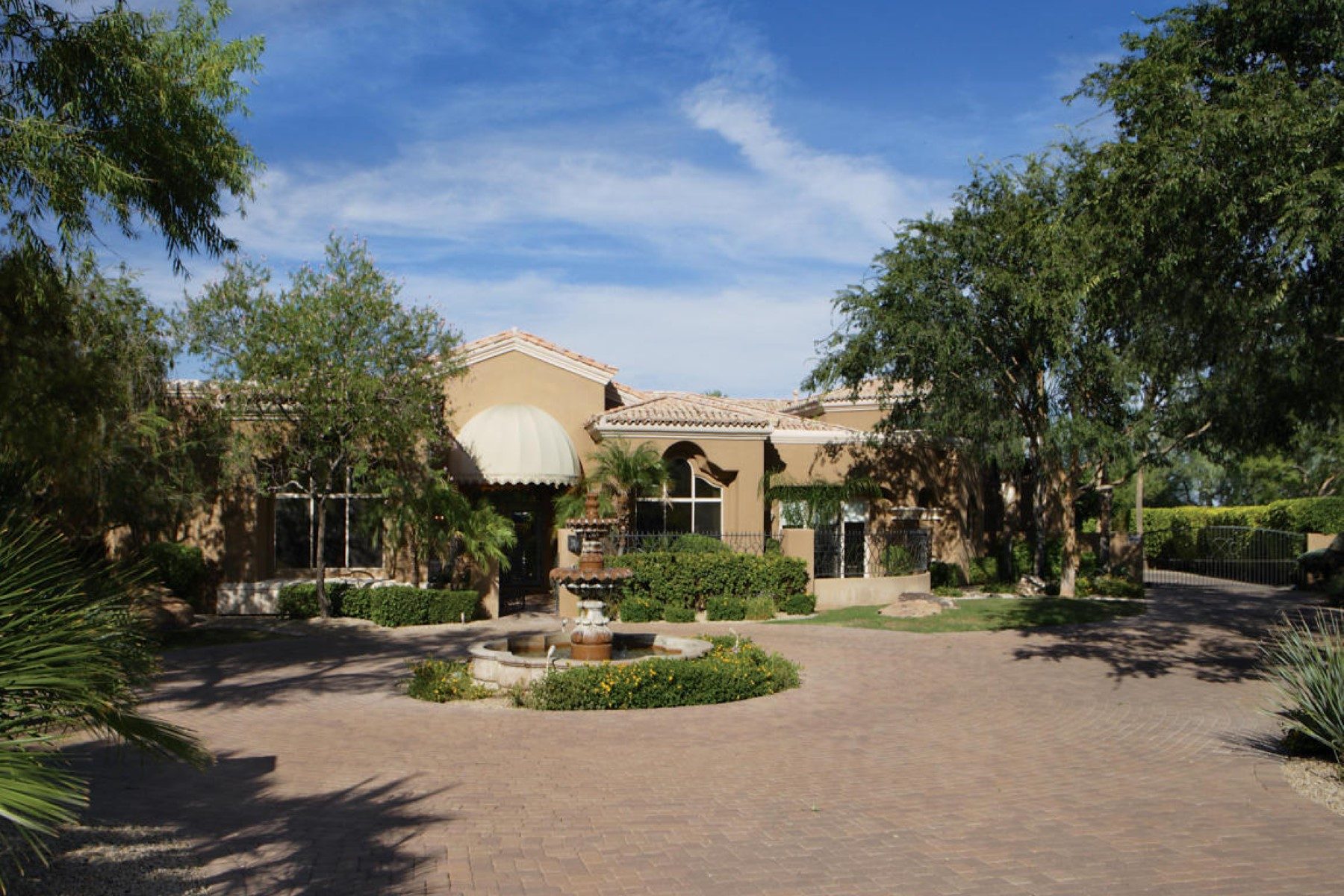 Property For Sale at Exceptional Paradise Valley home.