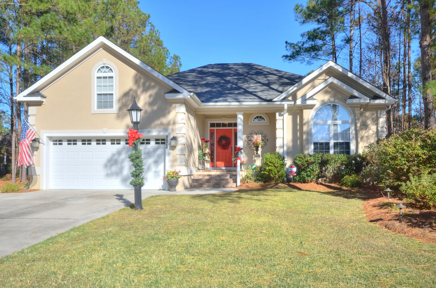Single Family Home for Sale at Savvy Custom Home 8822 Rutherford Drive NW Calabash, North Carolina, 28467 United States