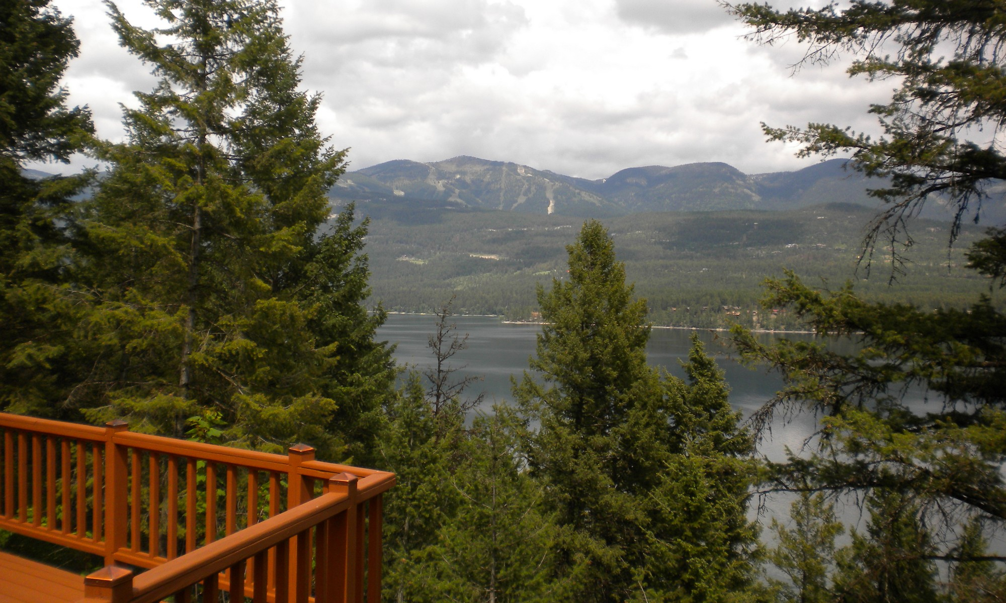 Casa Unifamiliar por un Venta en Lion Mountain Drive 1365 Lion Mountain Drive Whitefish, Montana 59937 Estados Unidos