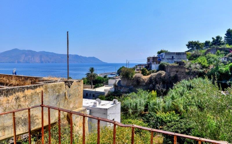 Additional photo for property listing at Ancient aeolian villa in Salina via Oberdan Other Messina, Messina 98050 Italy